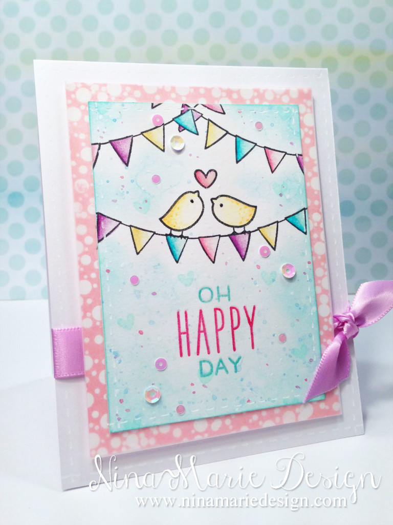 Oh happy day nina marie design for Oh design