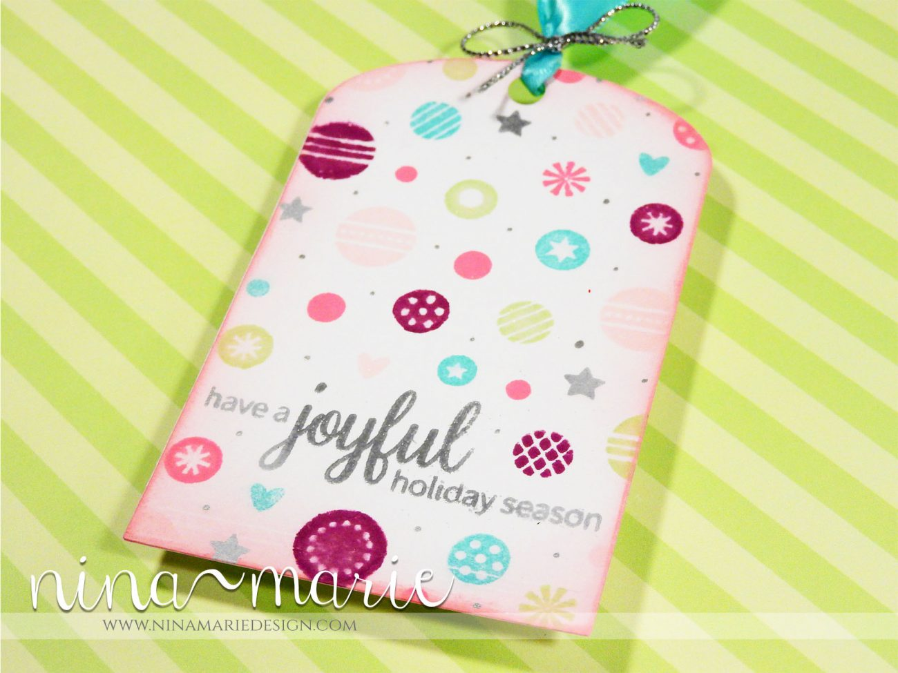 25 Tags of Christmas with Neat & Tangled_2