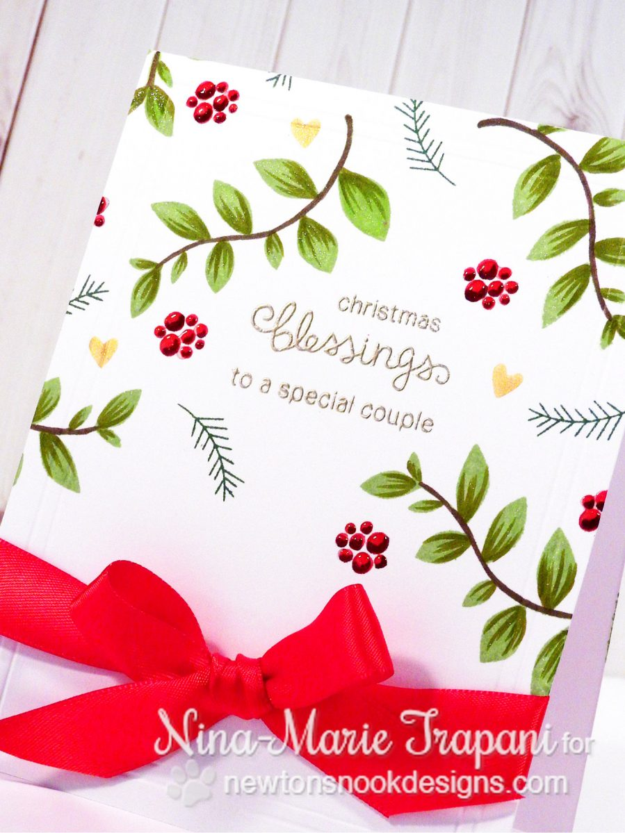 Clean and Simple Christmas Card_4