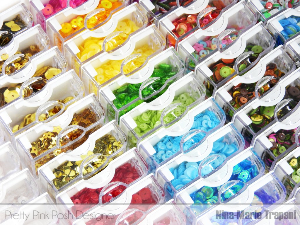 Sequin Storage Tiny Container Tray_4