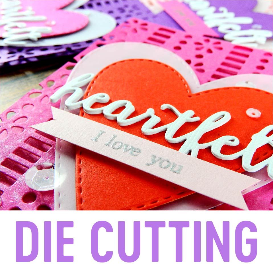 Die Cutting | Nina-Marie Design