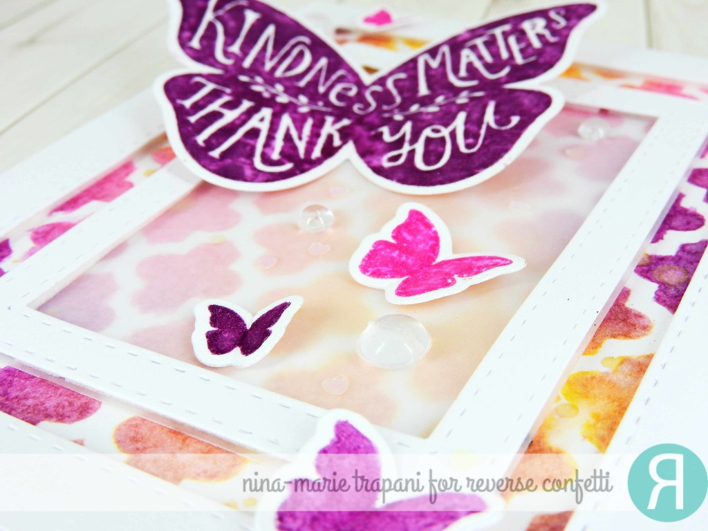 Watercolor Stamping with Distress Inks_1