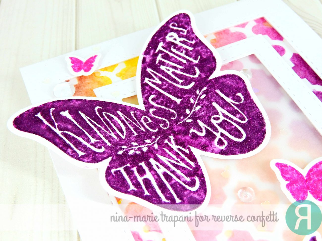 Watercolor Stamping with Distress Inks_2
