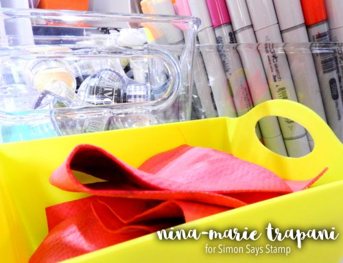 Studio Monday with Nina-Marie: 10 Craft Room Organization Tips