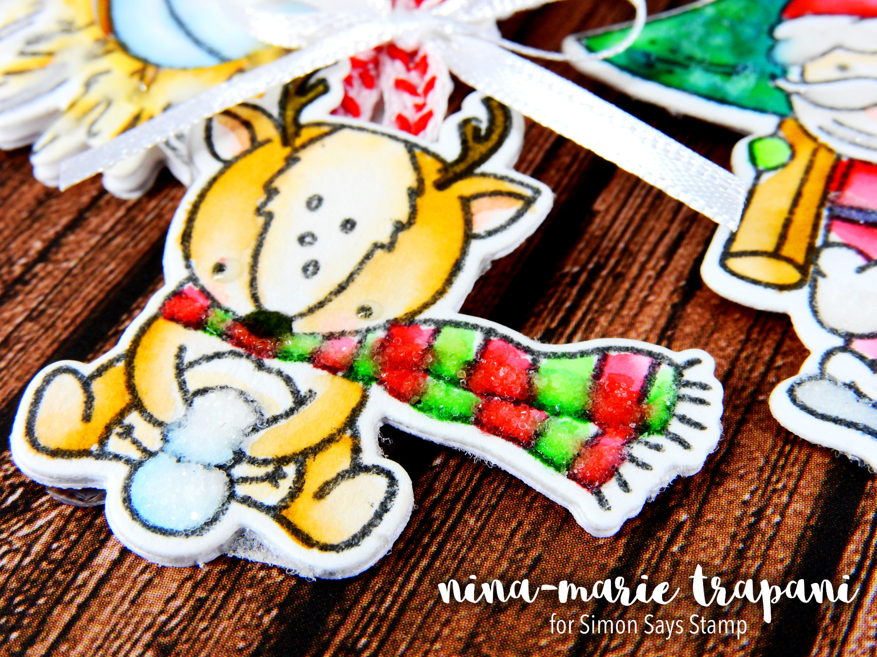 Kid Friendly Christmas Ornaments Nina-Marie Design