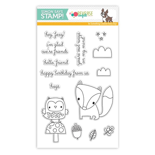 Simon Says Stamp Forest Friends stamp set giveaway | Nina-Marie Design