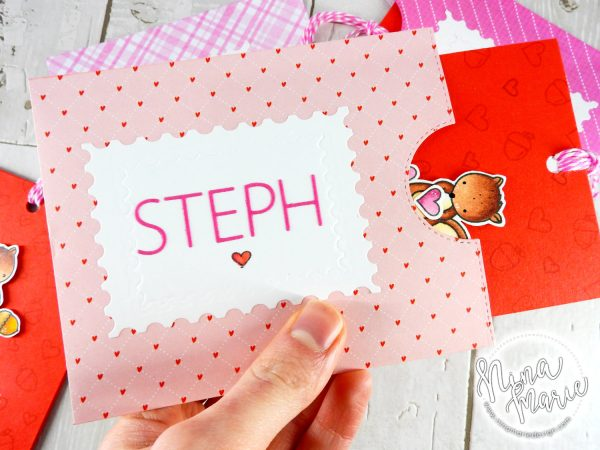 Notch Envelopes + Pull Card Set | Nina-Marie Design