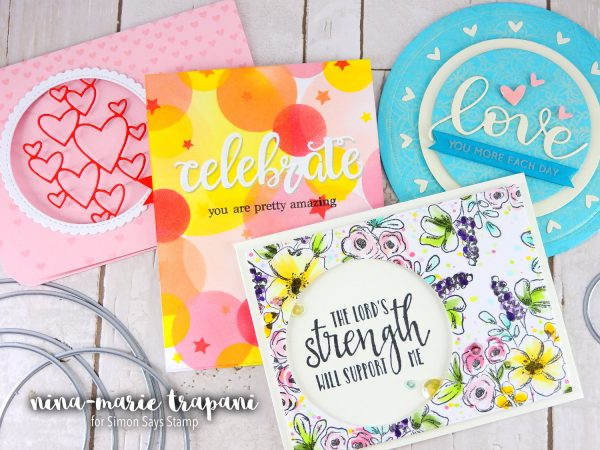 5 Ways to Use Circle Dies | Nina-Marie Design