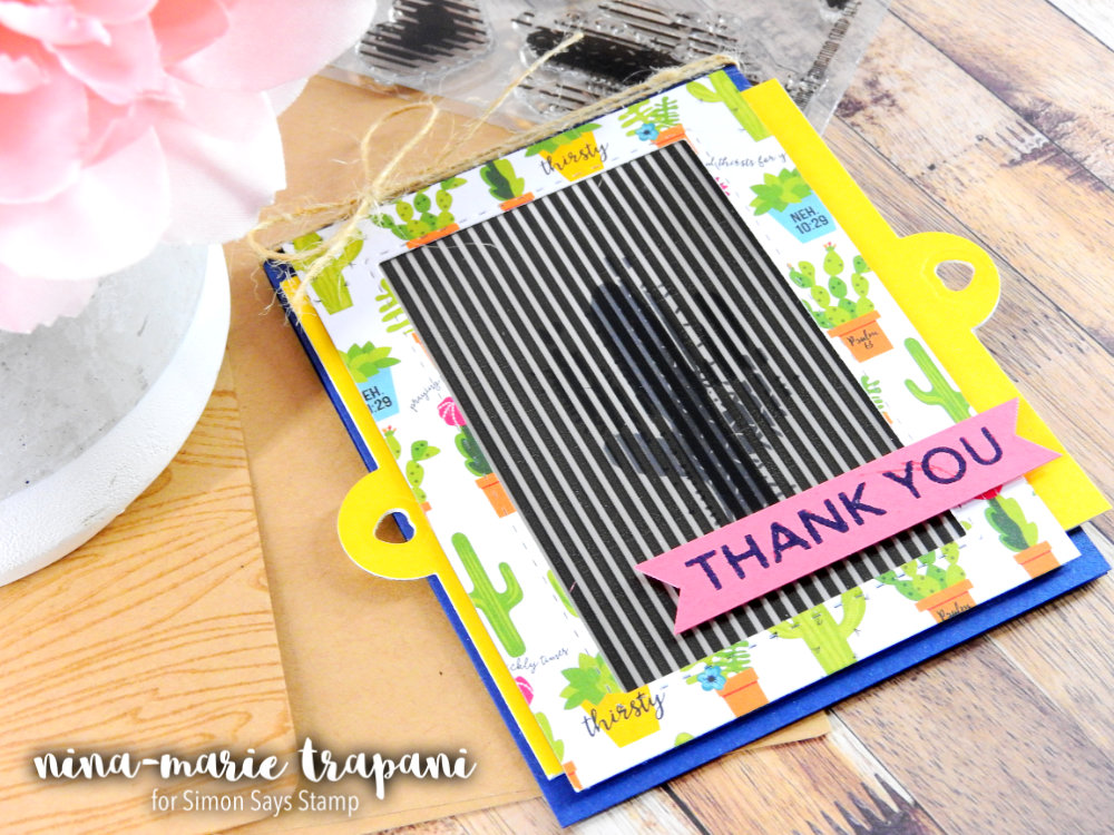 Animation Slider Card + Simon's Animation Card Kit | Nina-Marie Design