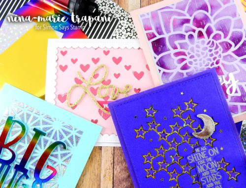 Studio Monday with Nina-Marie: 5 Ways to Foil