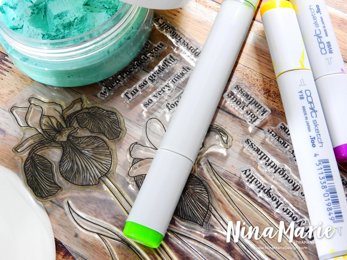 Mixed Media Home Decor with a Clean & Simple Twist | Nina-Marie Design