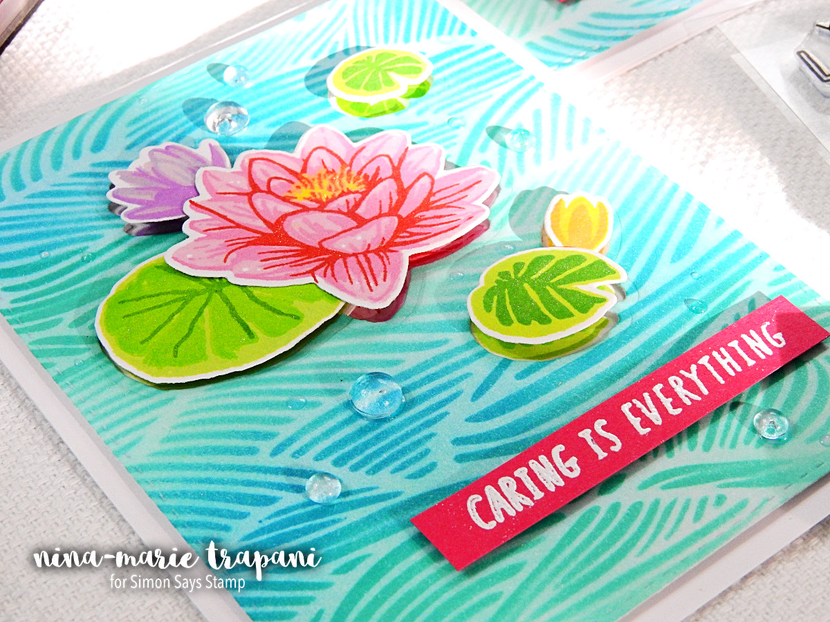 Multi-Level Stamp Layering | Nina-Marie Design