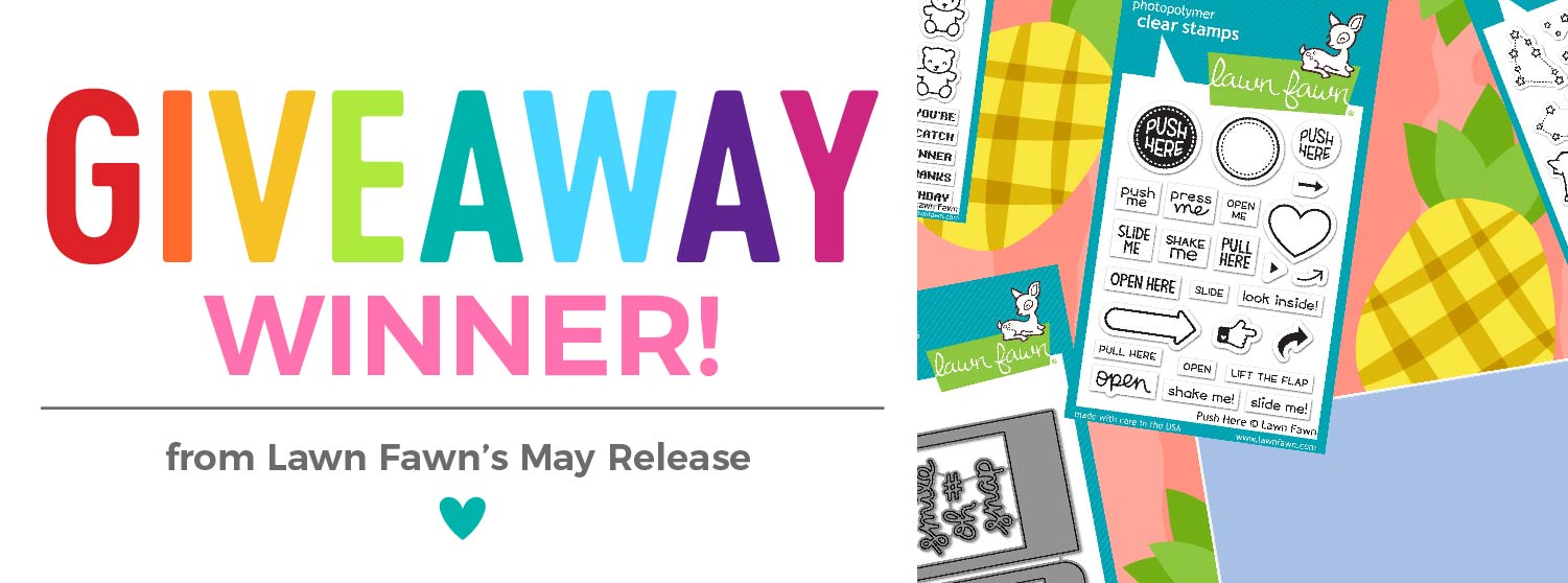 Lawn Fawn's May Release Giveaway | Nina-Marie Design