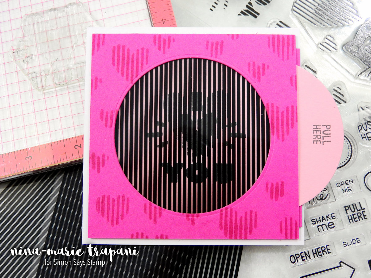 Easy Animation Card with Simple Supplies | Nina-Marie Design