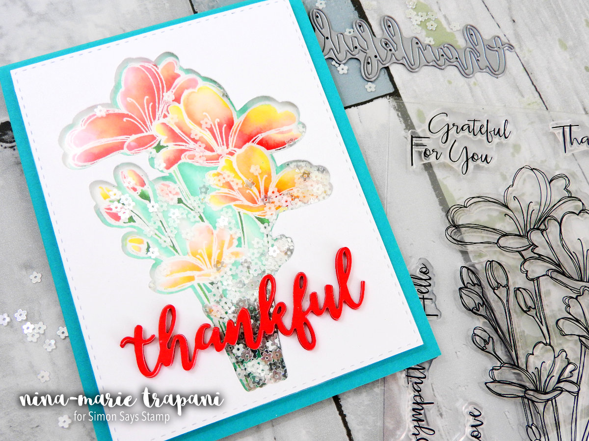 3 Shaker Card Ideas | Nina-Marie Design