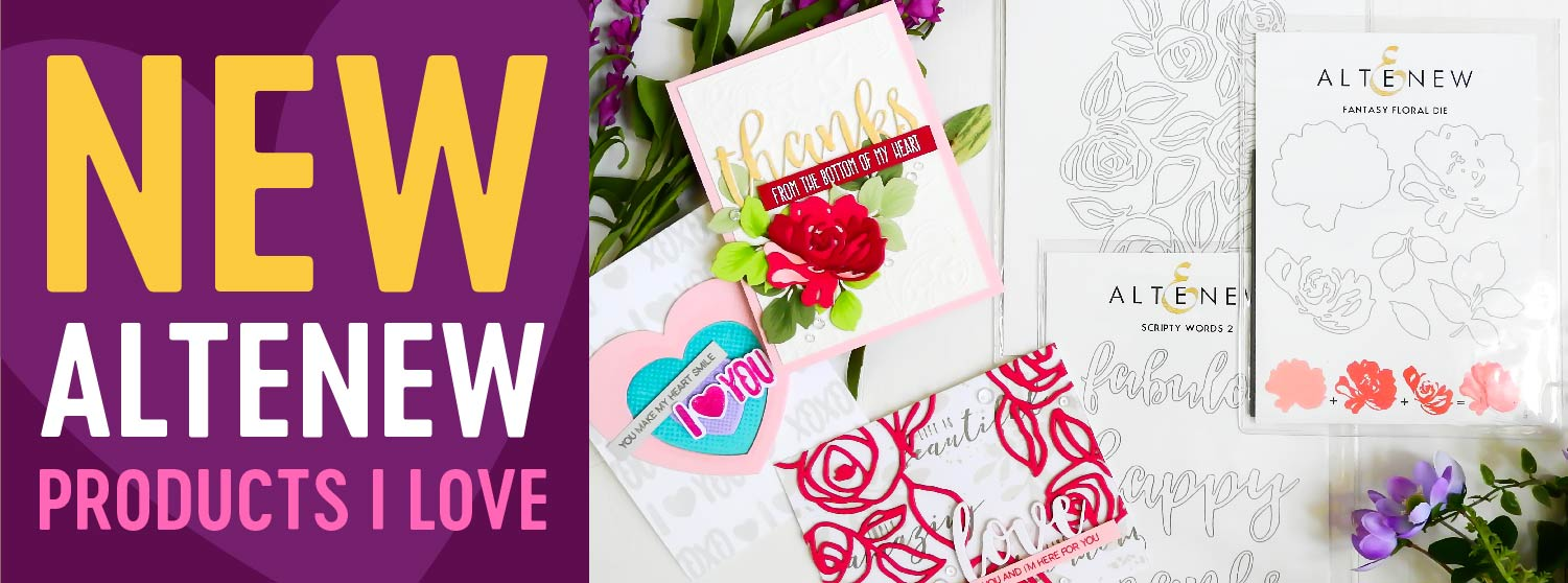 New Altenew Products: A Close Up Look at Some of My Favorites   Nina-Marie Design