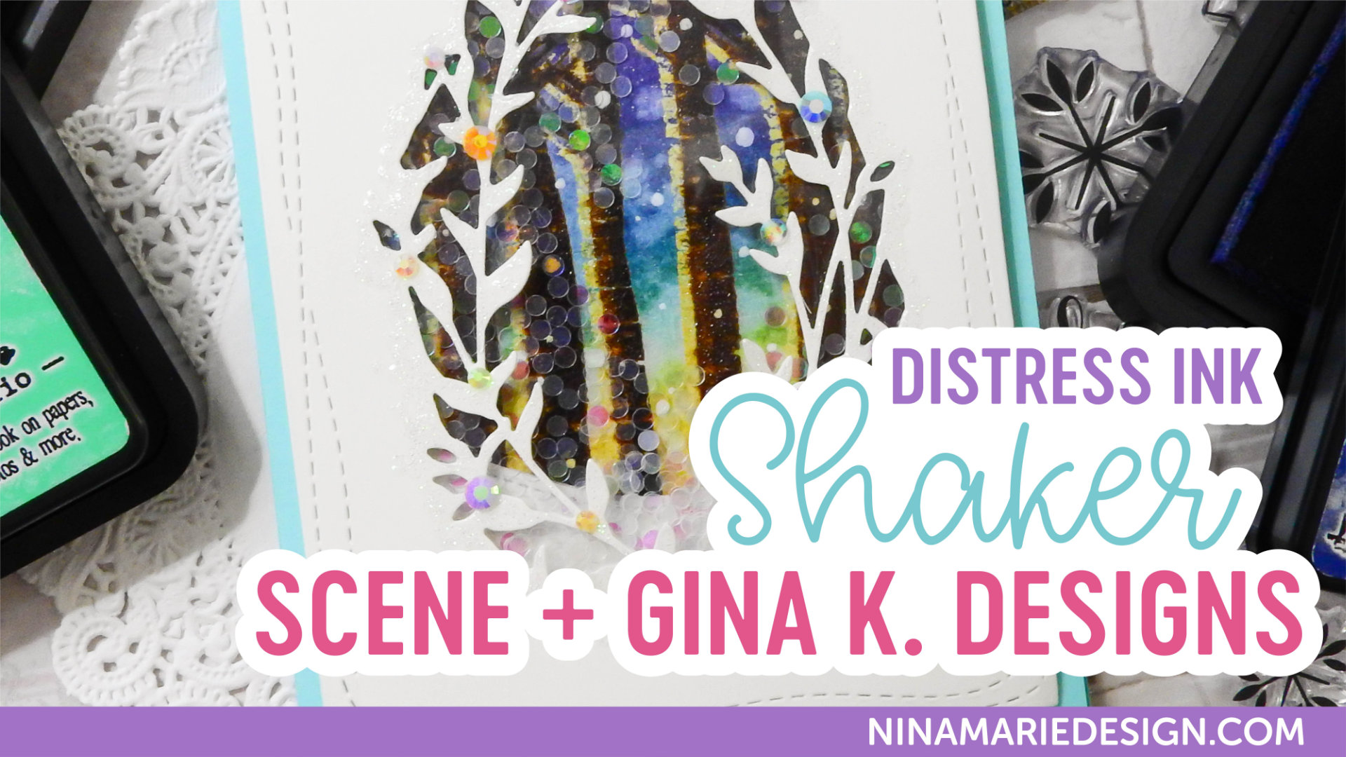 Crafty Chat! STAMPtember + Sneak Peeks + Storage Tip | Nina-Marie Design