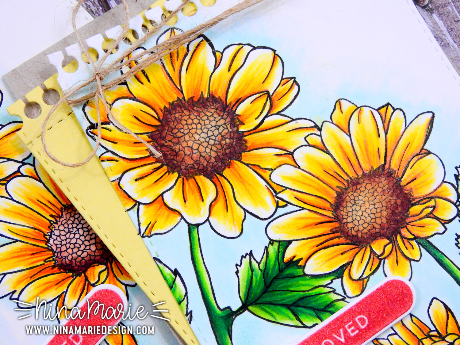 ALTENEW MARKERS + COLORED PENCILS + ALTENEW MARKERS RELEASE HOP + GIVEAWAY | Nina-Marie Design