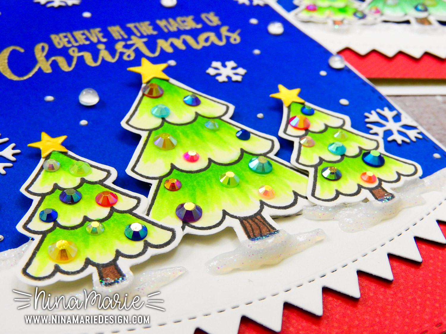Advent Calendar Extravaganza with Taheerah Atchia + Sunny Studio Stamps