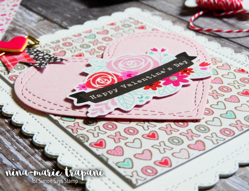 2 Ways to Use the January Card Kit from Simon Says Stamp