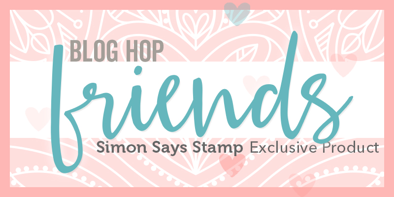 3 Ways to Use Simon's Friends Release Products + Blog Hop!