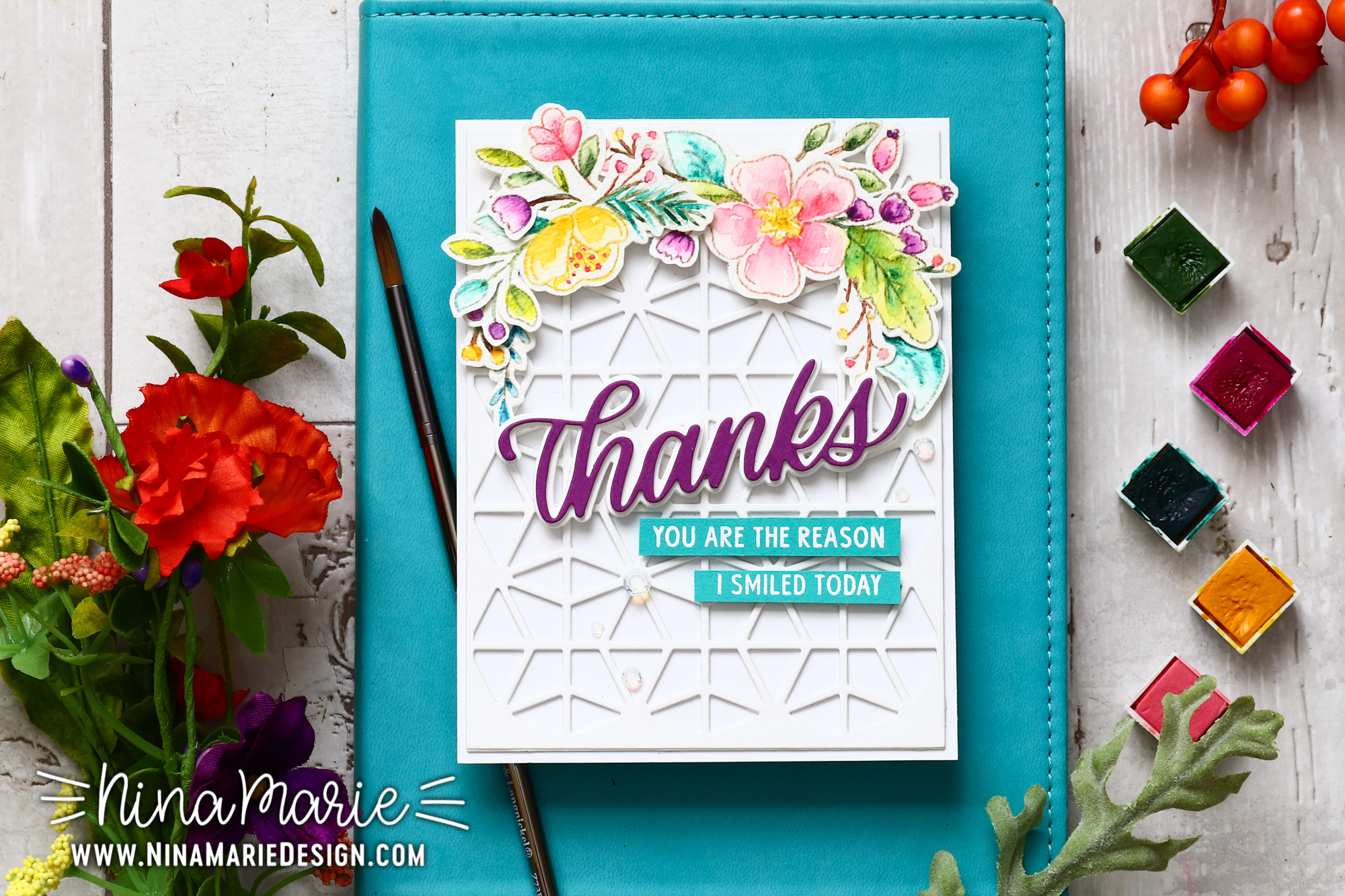 3 Ways to Use Neat & Tangled's Friendly Florals Stamp Set