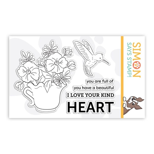 A Simple Card + Simon's Kind Heart May 2018 Card Kit