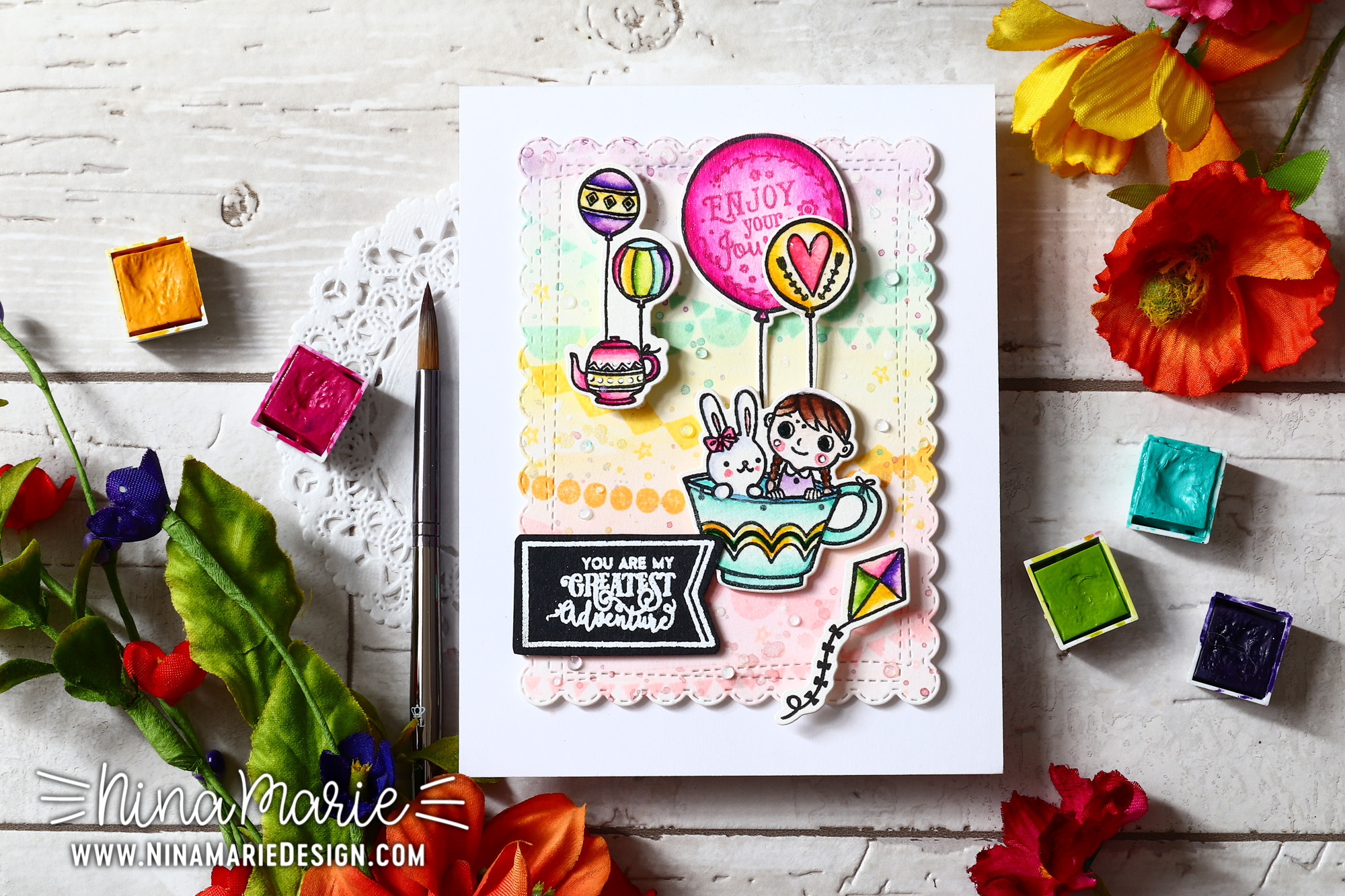 Pinkfresh Studio 4th Birthday Blog Hop