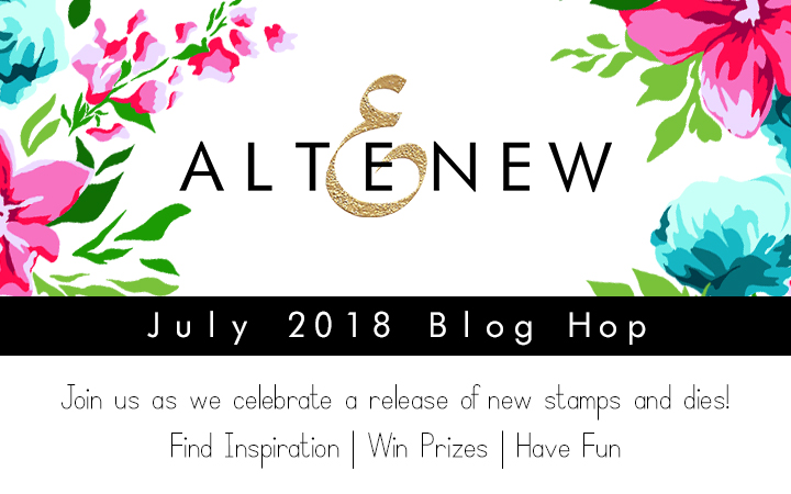 4 Ways to Use Altenew's July Release