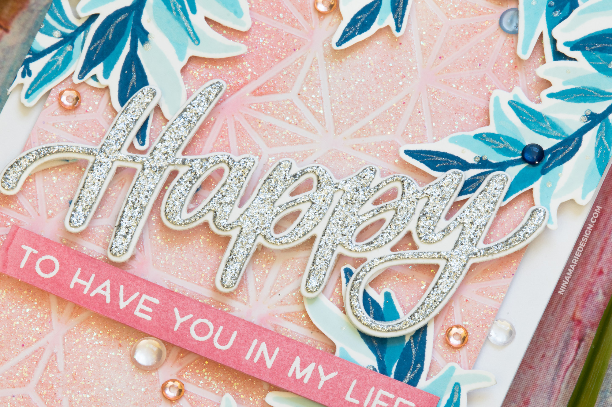 3 Ways to Add Sparkle + Rubeena's Anniversary Blog Hop