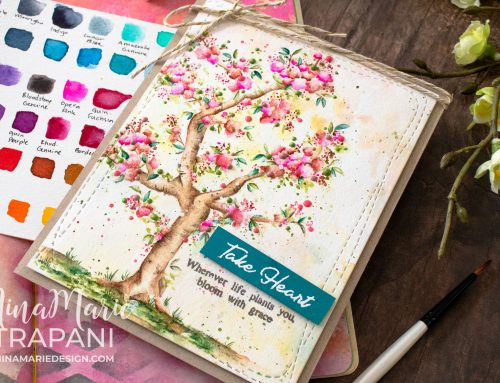 No Line Underpainting with Simon's Fresh Bloom Release + Blog Hop!