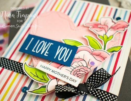 2 Ways to Create with Simon's Limited Edition Mother's Day Kit
