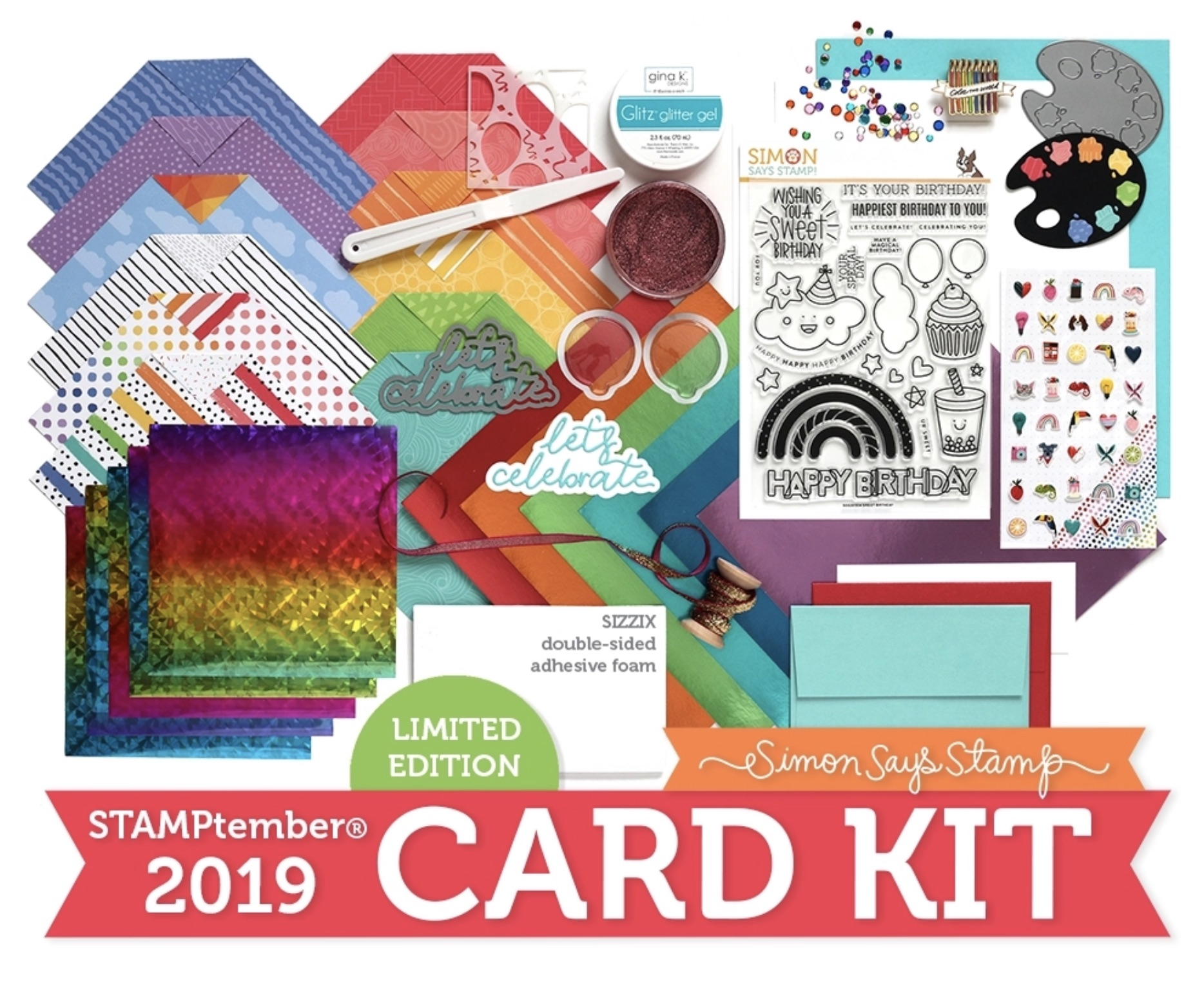 Simon's STAMPtember® Limited Edition Kit!