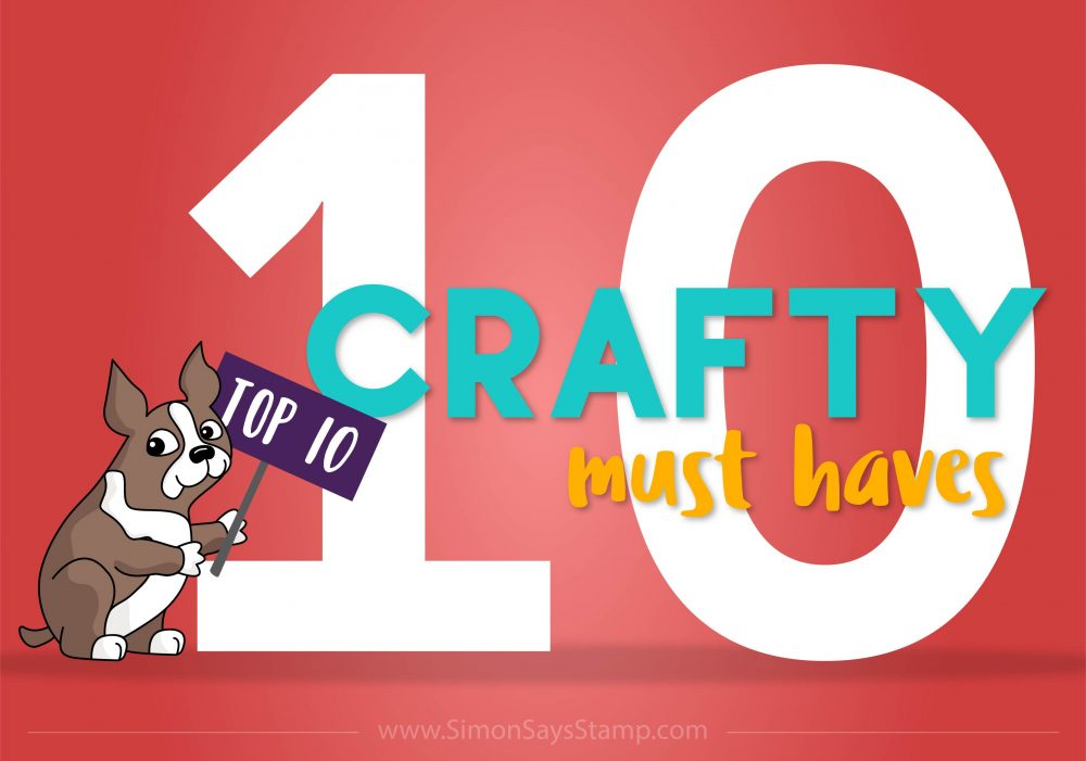10 Crafty Must Haves | Nina-Marie Design