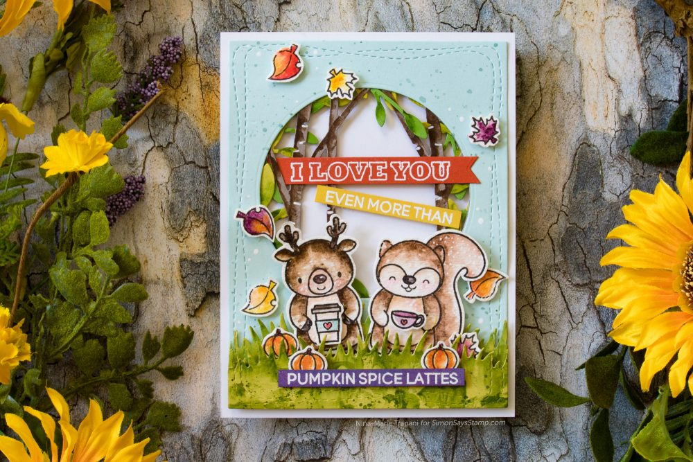 STAMPtember Heffy Doodle Exclusive Simon Says Stamp-1